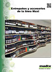 Maxi Line Shelves and Accessories Spanish by Madix, Inc.