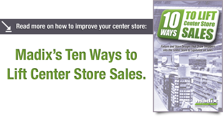 Read hoe to improve your center store
