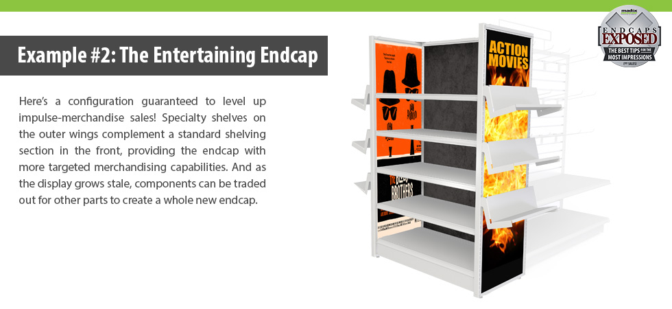 The Endteraining Endcap