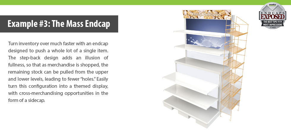 The Mass Endcap