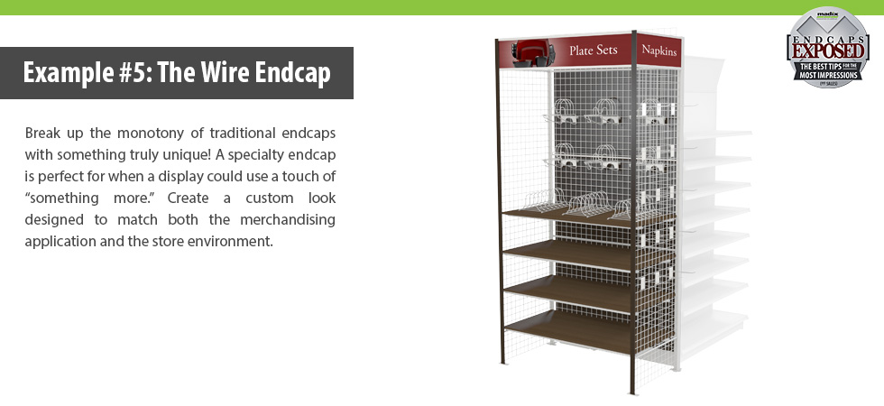 The Wire Endcap