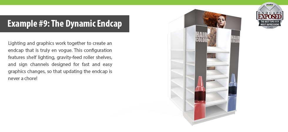 The Dynamic Endcap