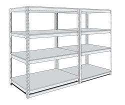 Storage Shelving Core Components
