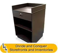 Divide and Conquer Storefronts and Inventories