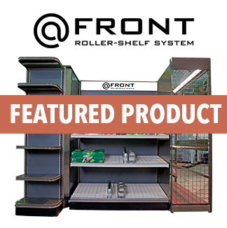 Featured Product: @Front Roller Shelf