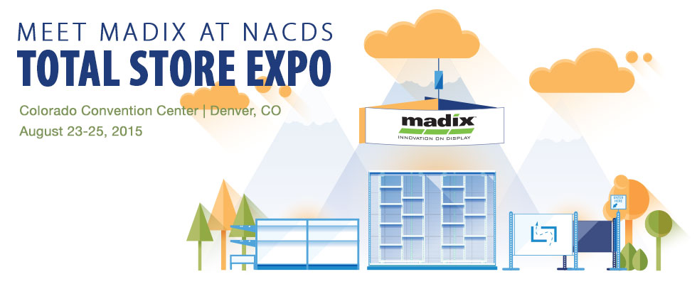 Meet Madix at NACDS Total Store Expo