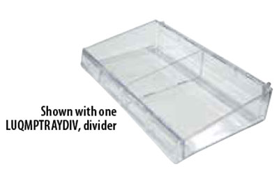 LUQMPTRAY-Luxe Queuing Multi-Purpose Tray