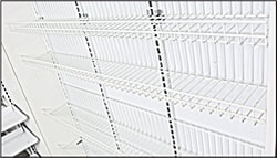 Pharmacy Wire Grid Shelf