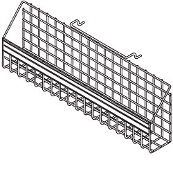 SEB-Shelf Extender Basket