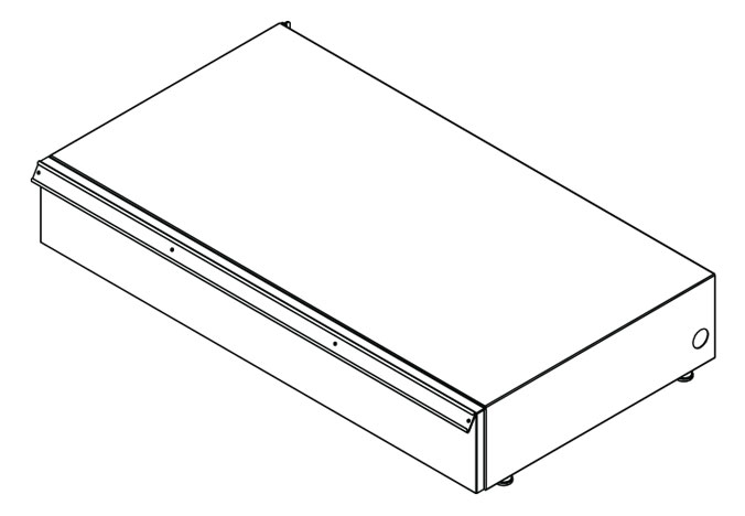 UFBD-(NW)(ND)(NH)-Vesta™ Fixture Base Drawer