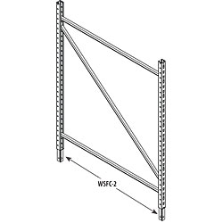 WSFE-4860-Wide Span Frame Extension