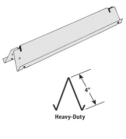 HDWSDS48-Heavy-Duty Wide Span Deck Supports